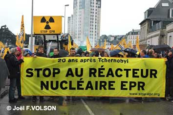 manif anti-epr cherbourg 2006