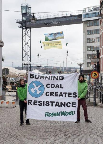 End coal now