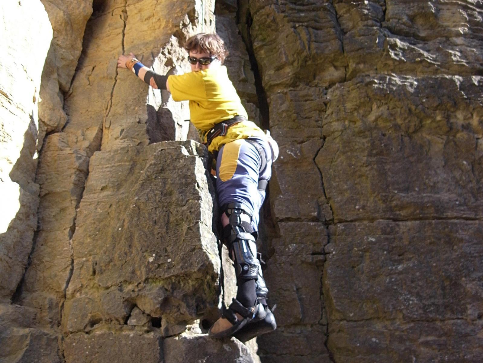 Behinderung, Klettern und Vorurteile