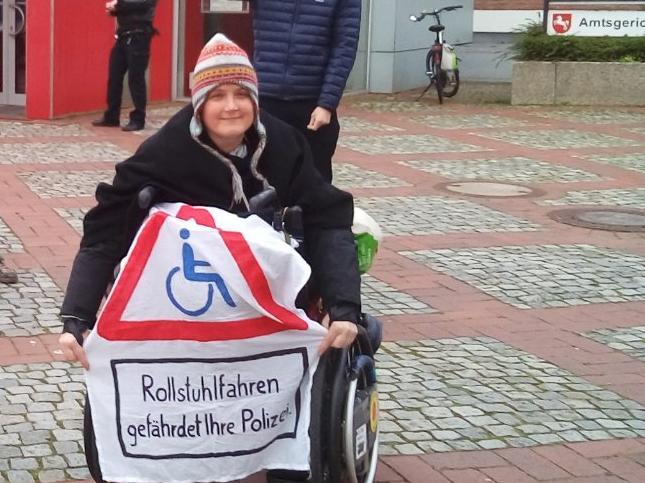 Never ending Rollstuhl-Prozess in Lingen