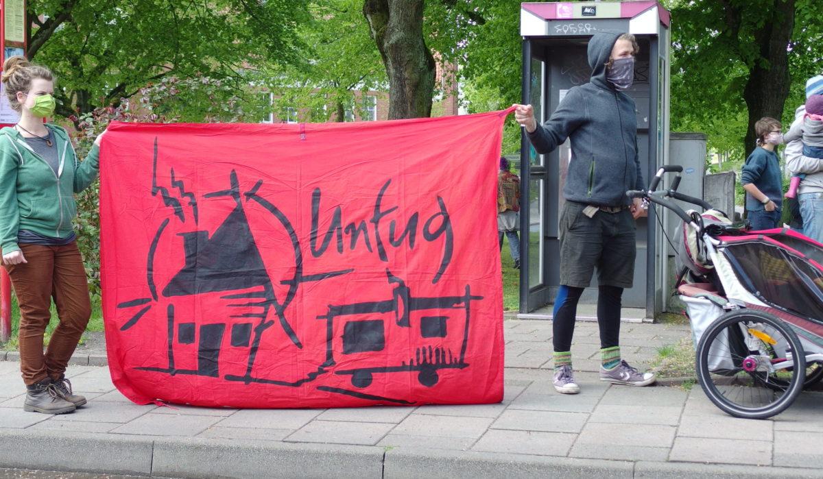 #UnfugBleibt! Wohnprojekt unterstützen