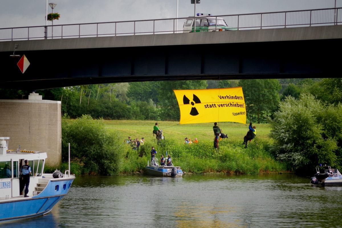 Konferenz – Atommüllentsorgung – eine ungelöste Aufgabe