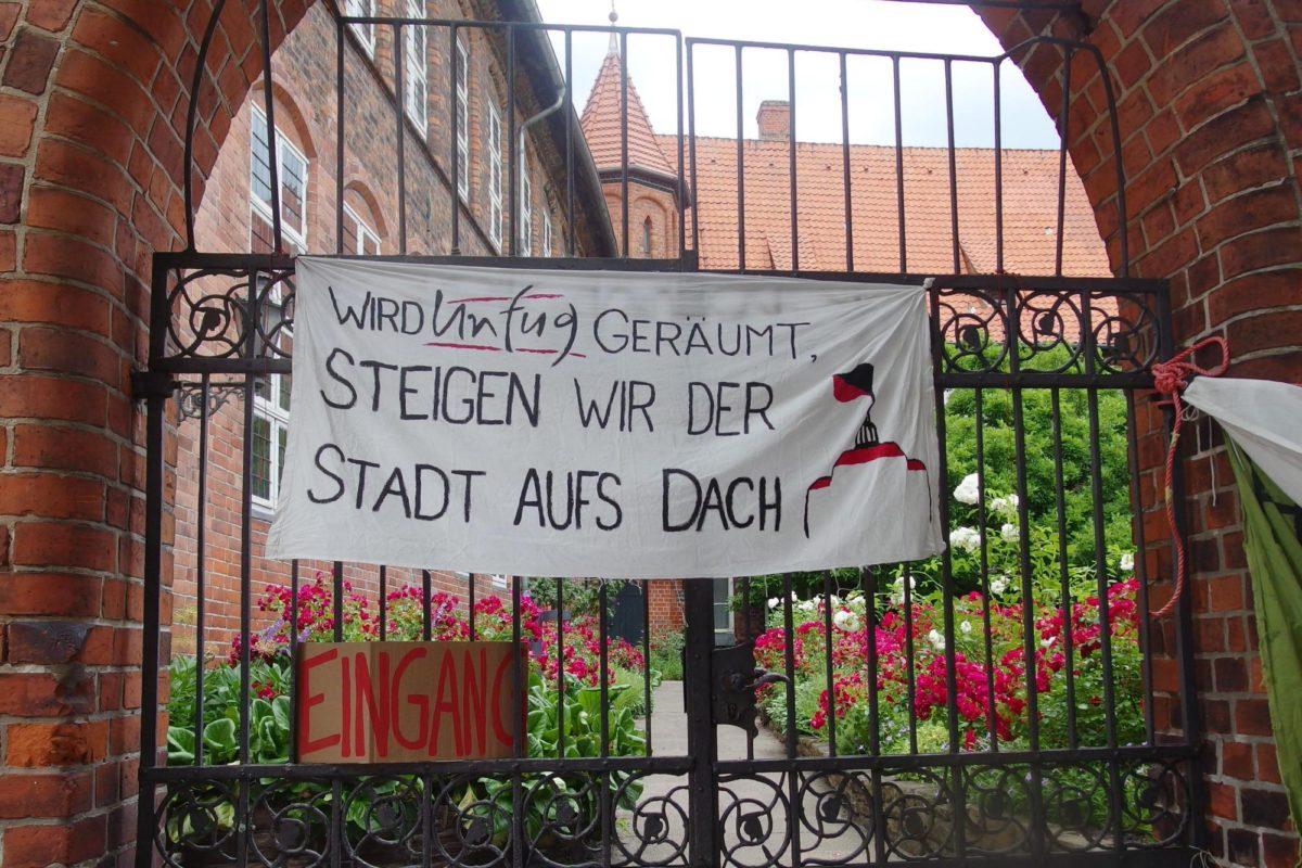 Bildergalerie und Bericht zum Protestag vom 27.6.