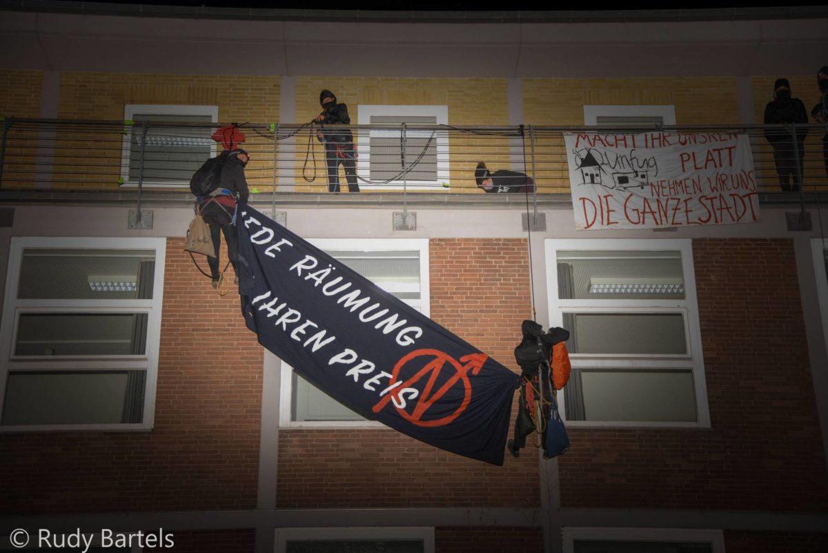 Bildergalerien zu Wohnraum-Aktionen in Lüneburg