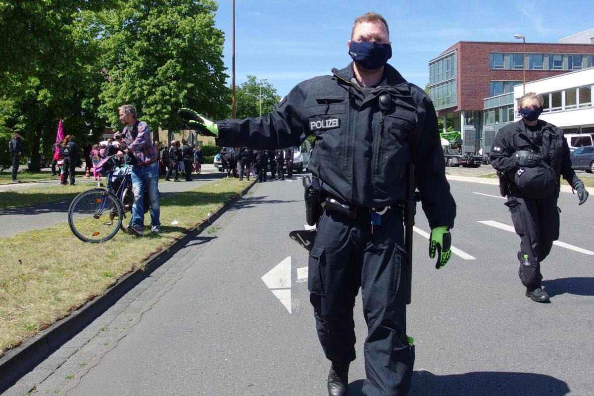 BVerfG: Beschlagnahme der Kamera verstieß gegen Pressefreiheit