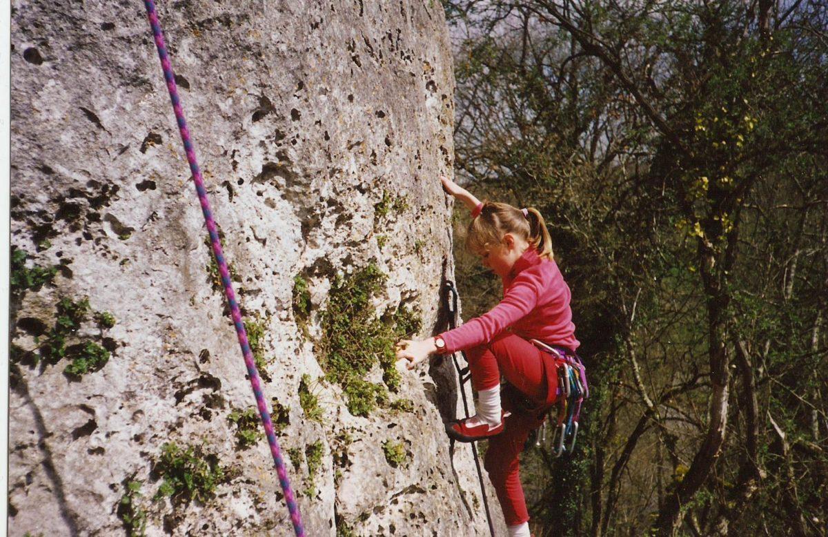 Klettern, eine Leidenschaft