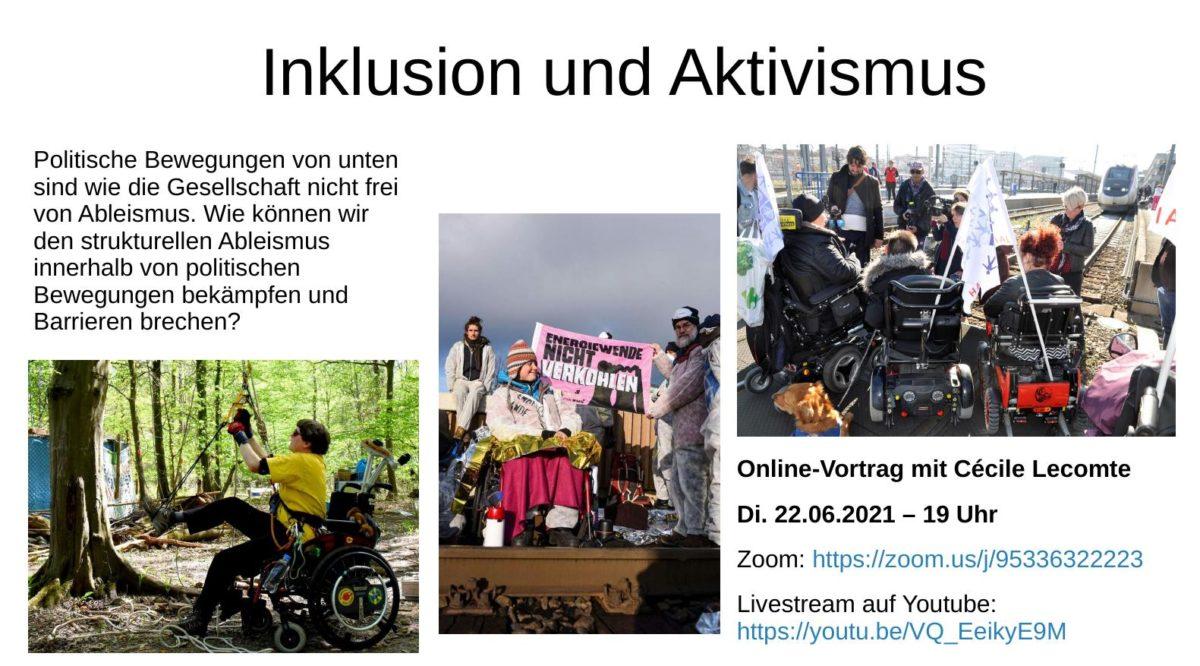 Inklusion und Aktivismus