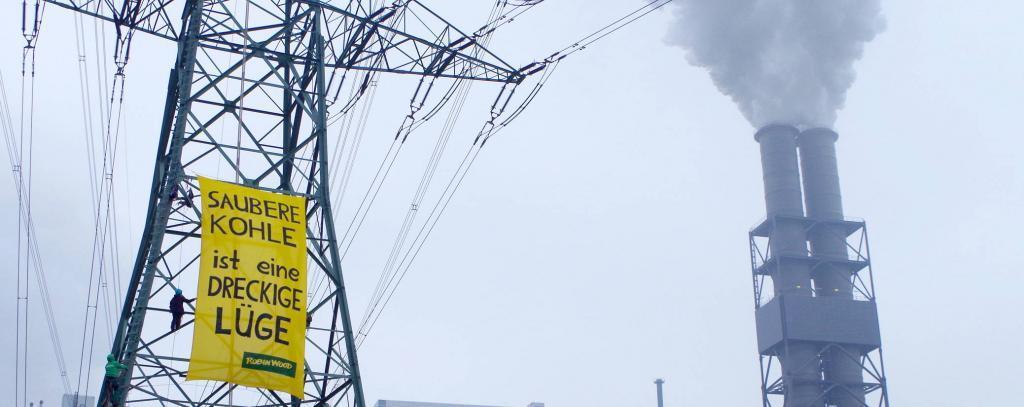 (HH) Abrissparty in Moorburg – Kohlekraftwerk stillgelegt!