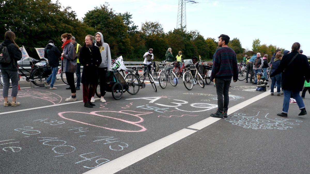 MobilitätswendeJETZT Demo in LG – Bildergalerie